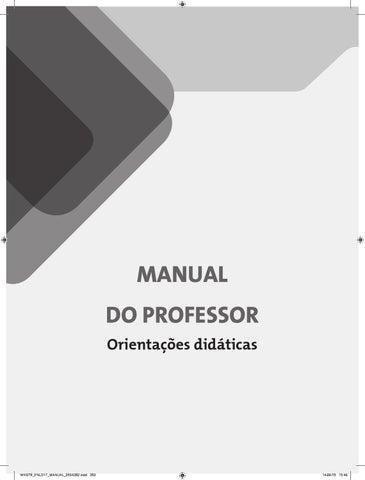 Histria doc 9ano by somos educao issuu manual do professor orientaes didticas ccuart Choice Image