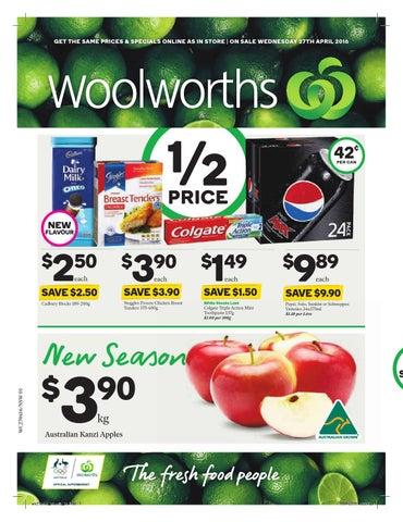 Nsw Woolworths 27 04 16 03 05 16 By Hojunara Issuu