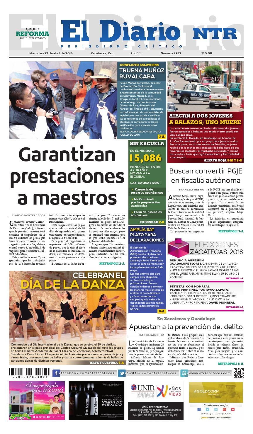 375b21ef3 20160427 by NTR Medios de Comunicación - issuu
