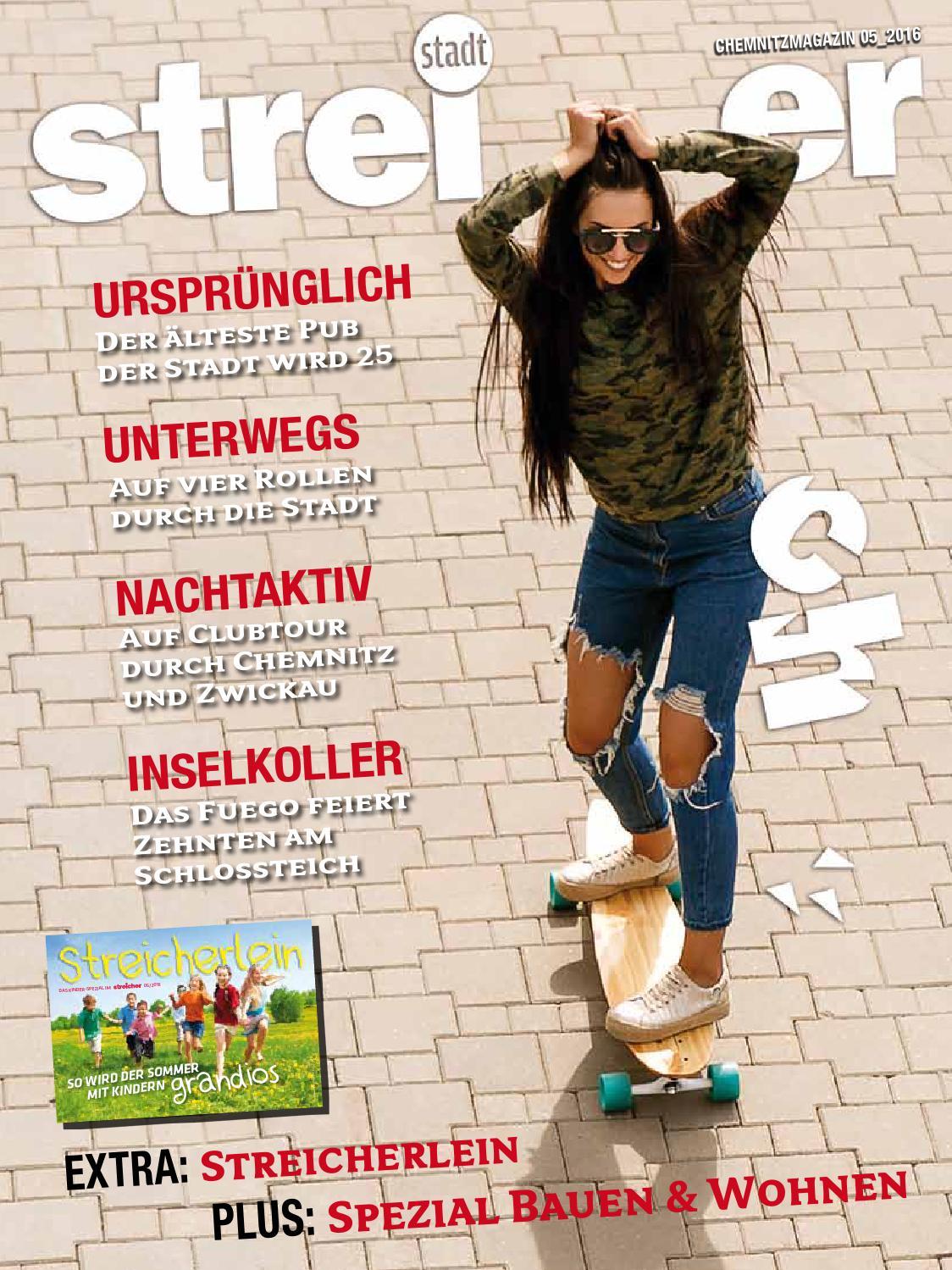 Stadtstreicher – Stadtmagazin Mai 2016 by Stadtstreicher ...