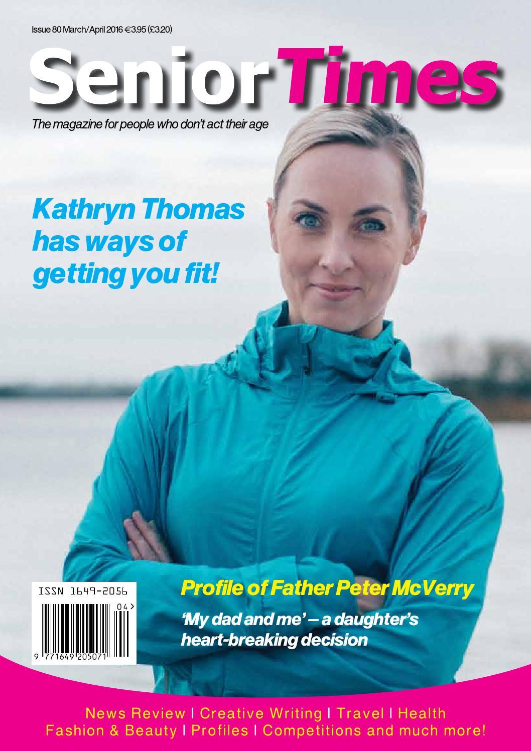 Senior Times Magazine March April 2016 by Senior Times Magazine - issuu