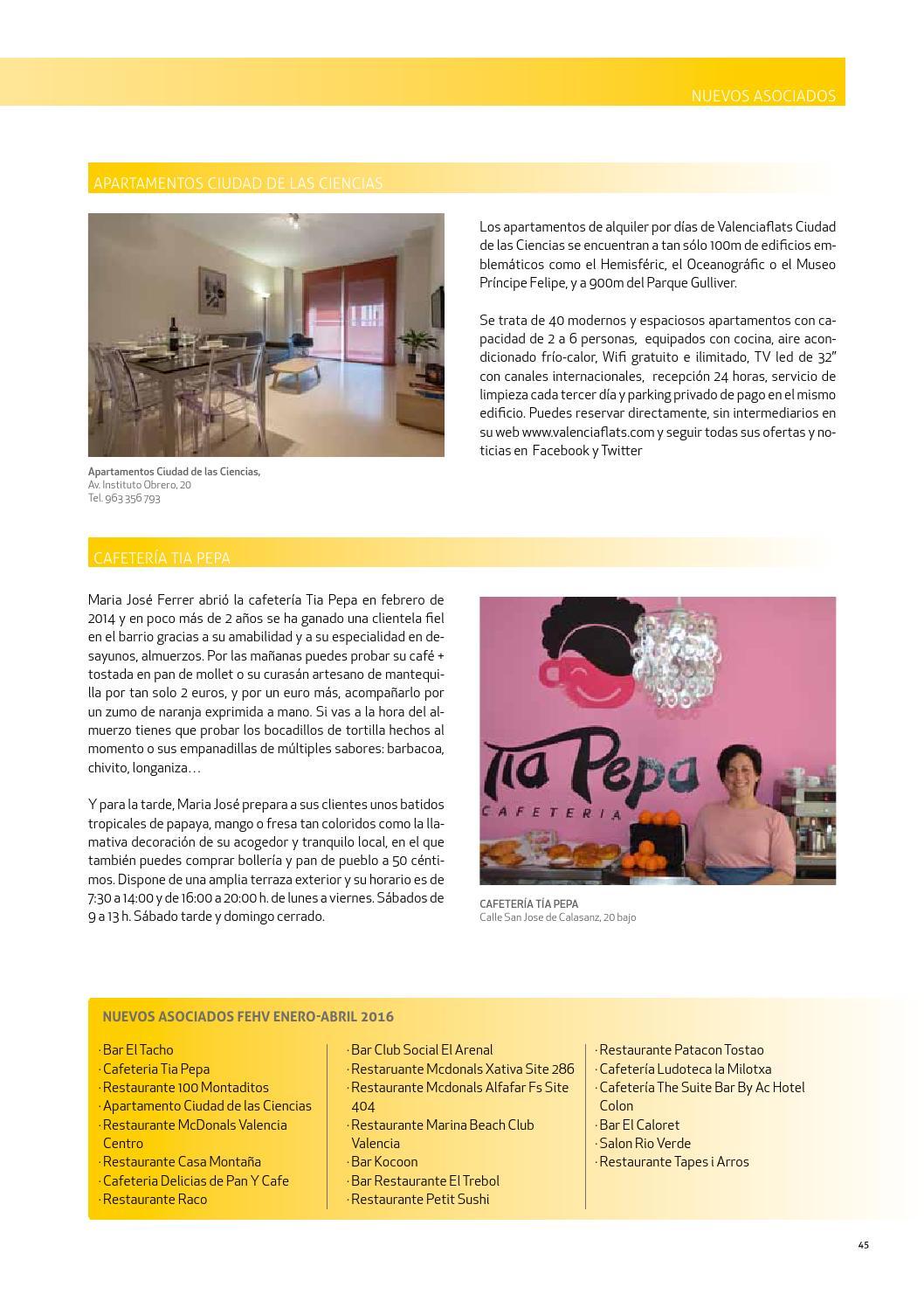 Revista Hostelería Profesional Nº48 By Fehv Issuu