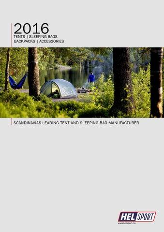 Catalog 2016 by Helsport - issuu