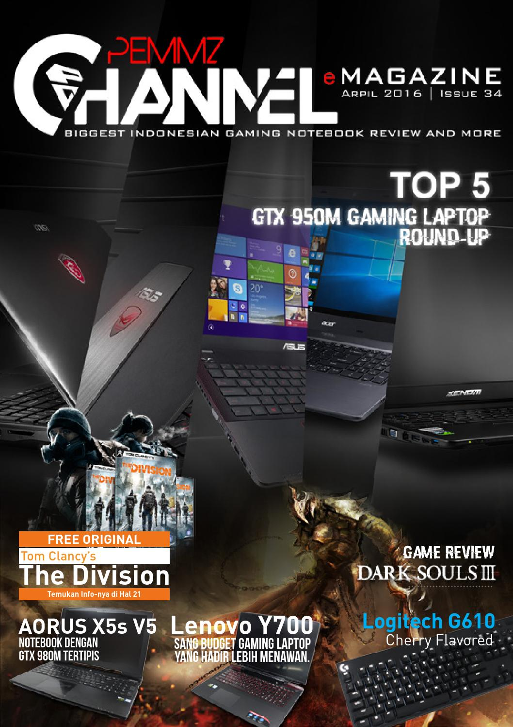 Pemmzchannel E Magazine April 2016 By Issuu Vga Card Pci Powercolor Ati Radeon R7 370 4gb Gddr5 256bit Resmi