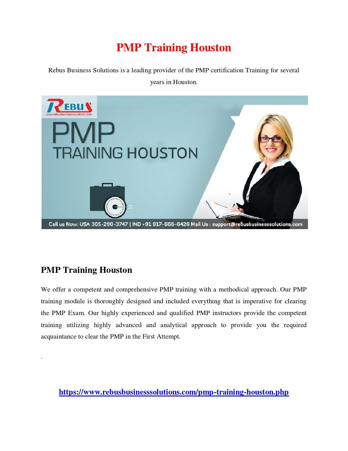 Pmp Training Houston By Jithuprabhu Issuu