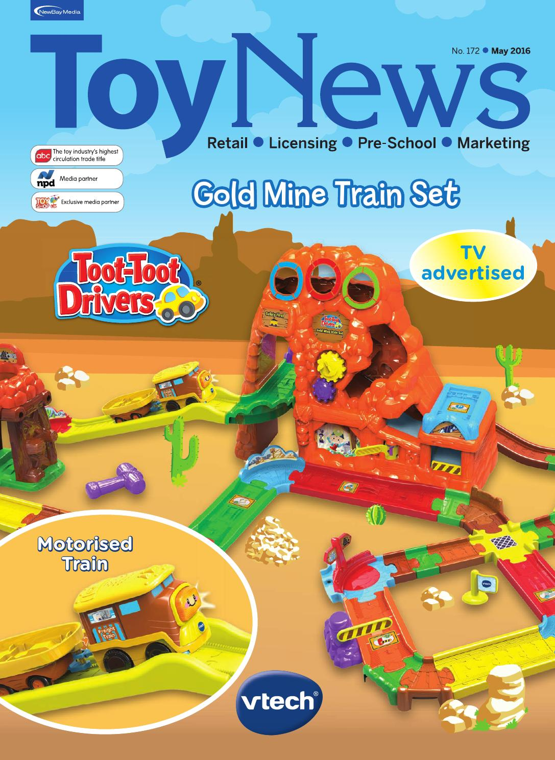 Toy News 172 May 2016 by Future PLC - issuu