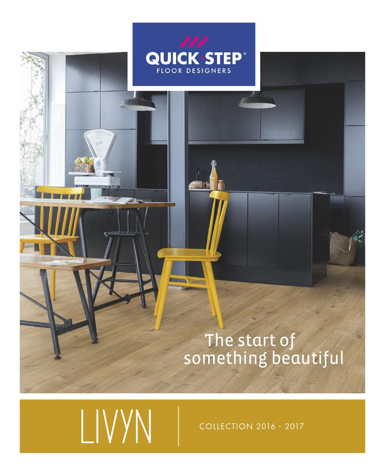 quick step 2016 liv en z1 by unilin issuu. Black Bedroom Furniture Sets. Home Design Ideas