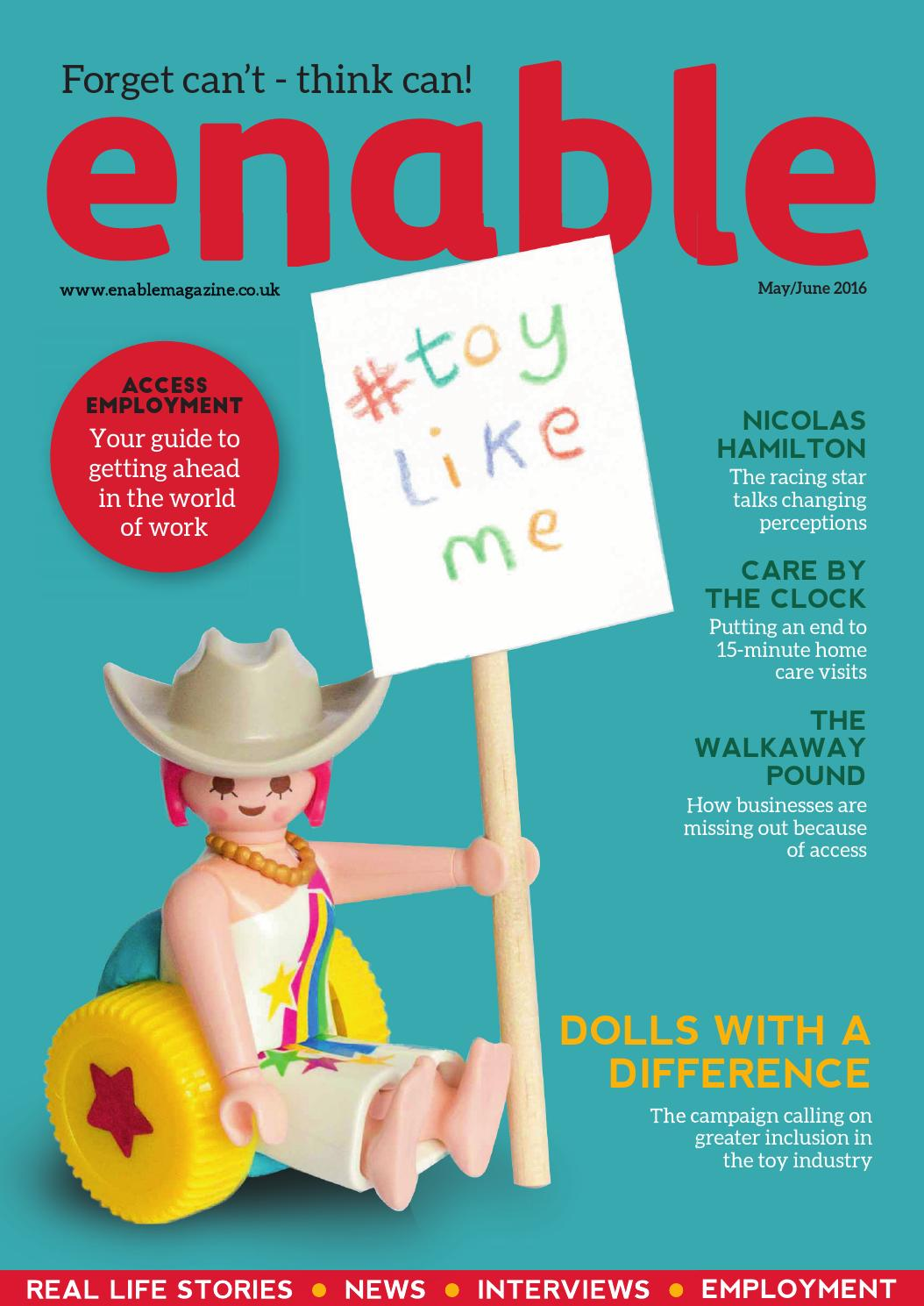 Enable May June 2016 By Dc Publishing Issuu Maxi Lovly Sqaa