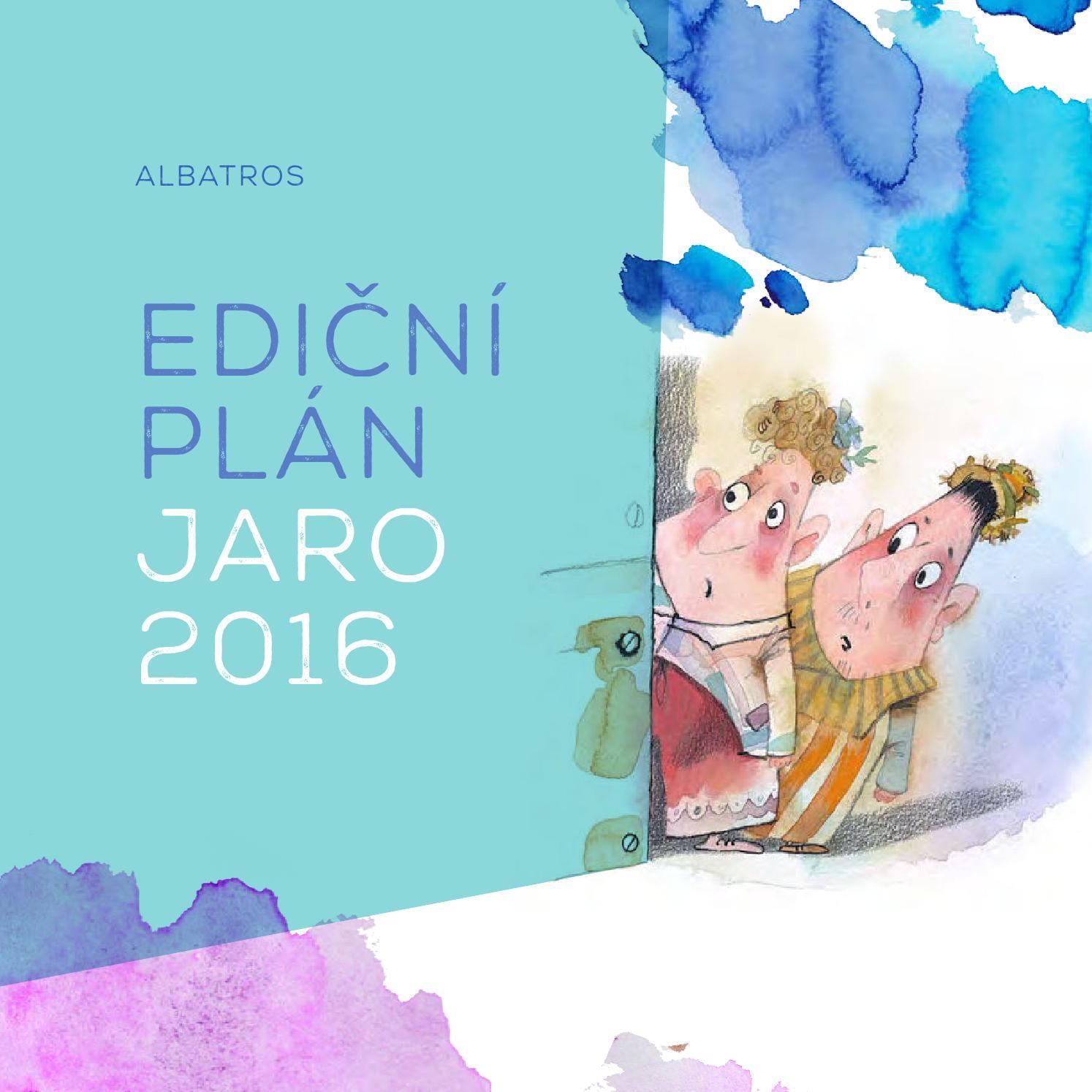 Ediční plán Albatros Jaro 2016 by Albatros Media a.s. - issuu c2d2ec1f4b
