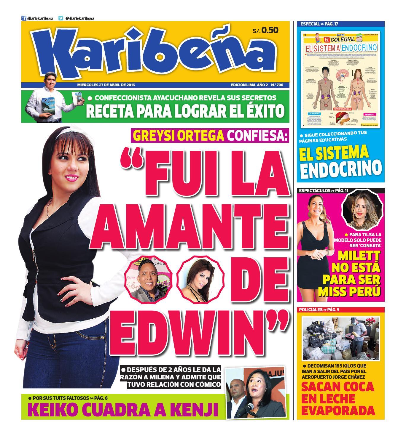 Diario Karibena by Corporación Universal - Ediciones digitales - issuu