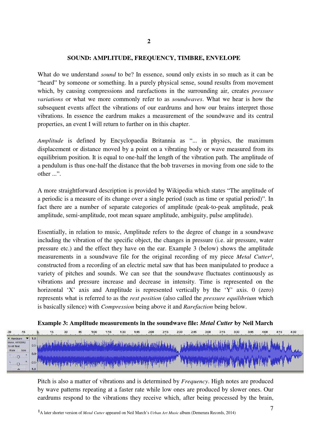 Spectral & post spectral music chapter ii by Hornetmuziq - issuu