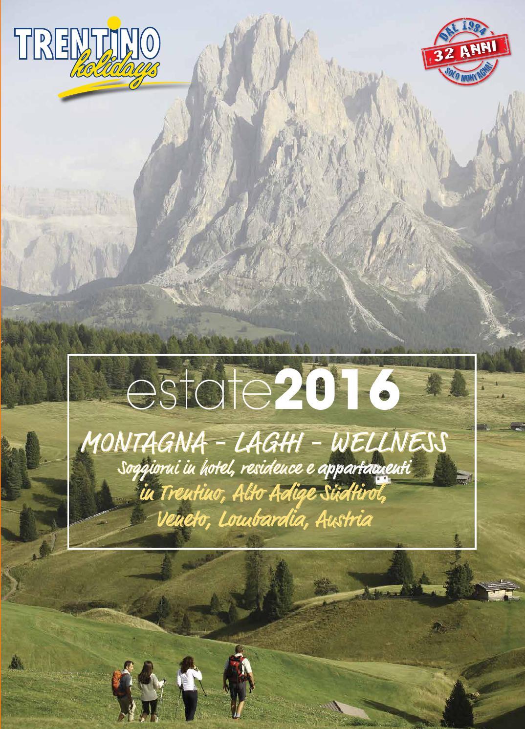 Trentino holidays estate 2016 by enrico luchi - issuu