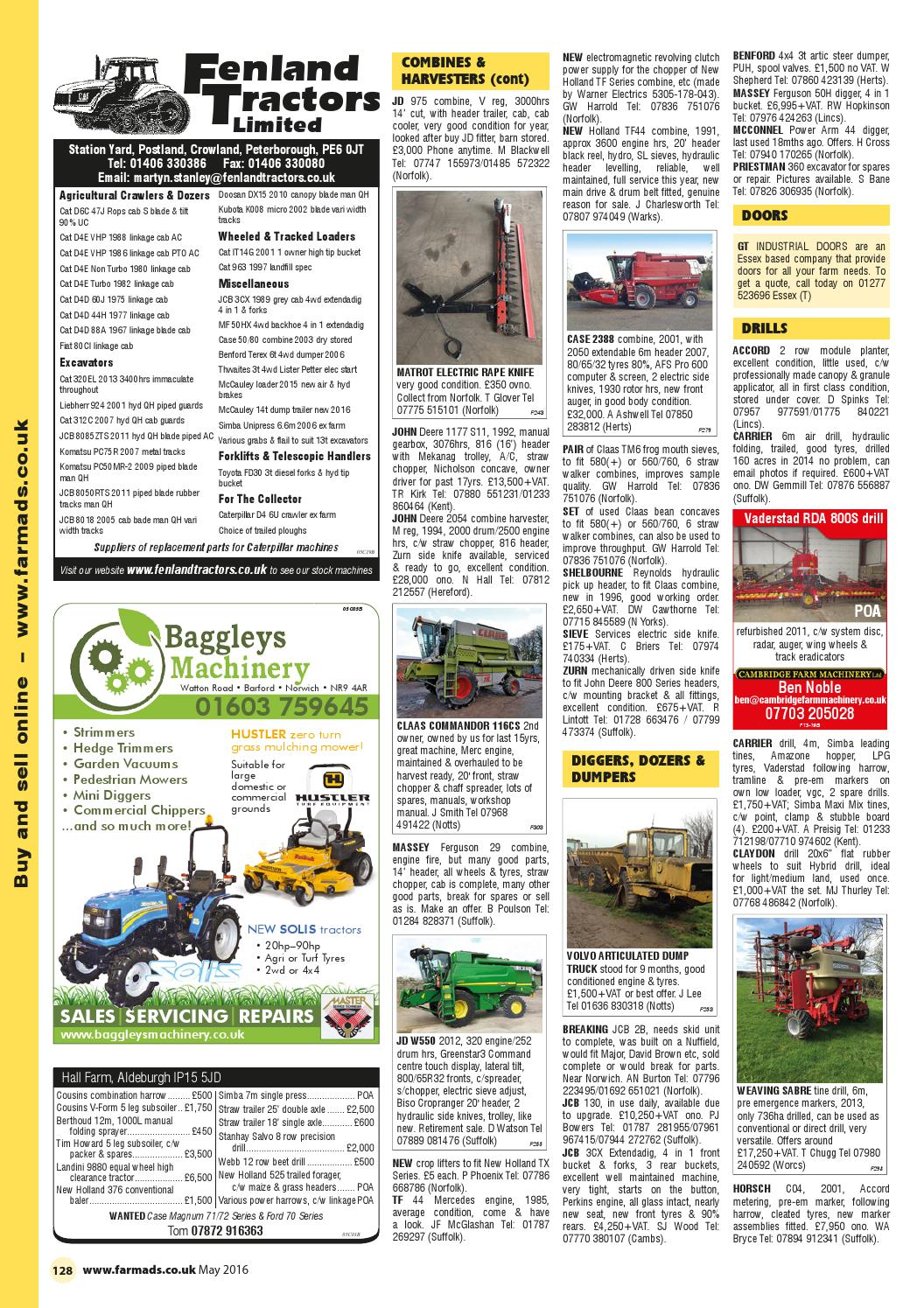 May 2016 By Farmers Guide Issuu