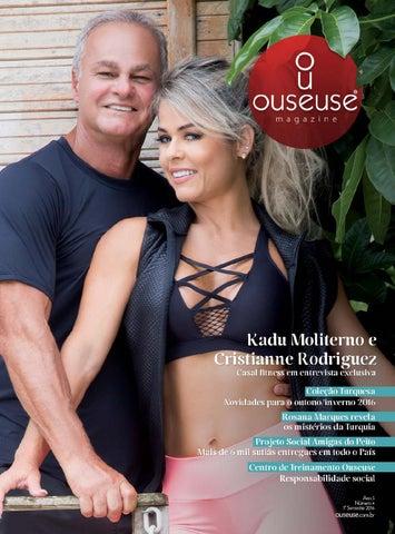 ca26137b3 Ouseuse Magazine edição 4 by Ouseuse Lingerie - issuu