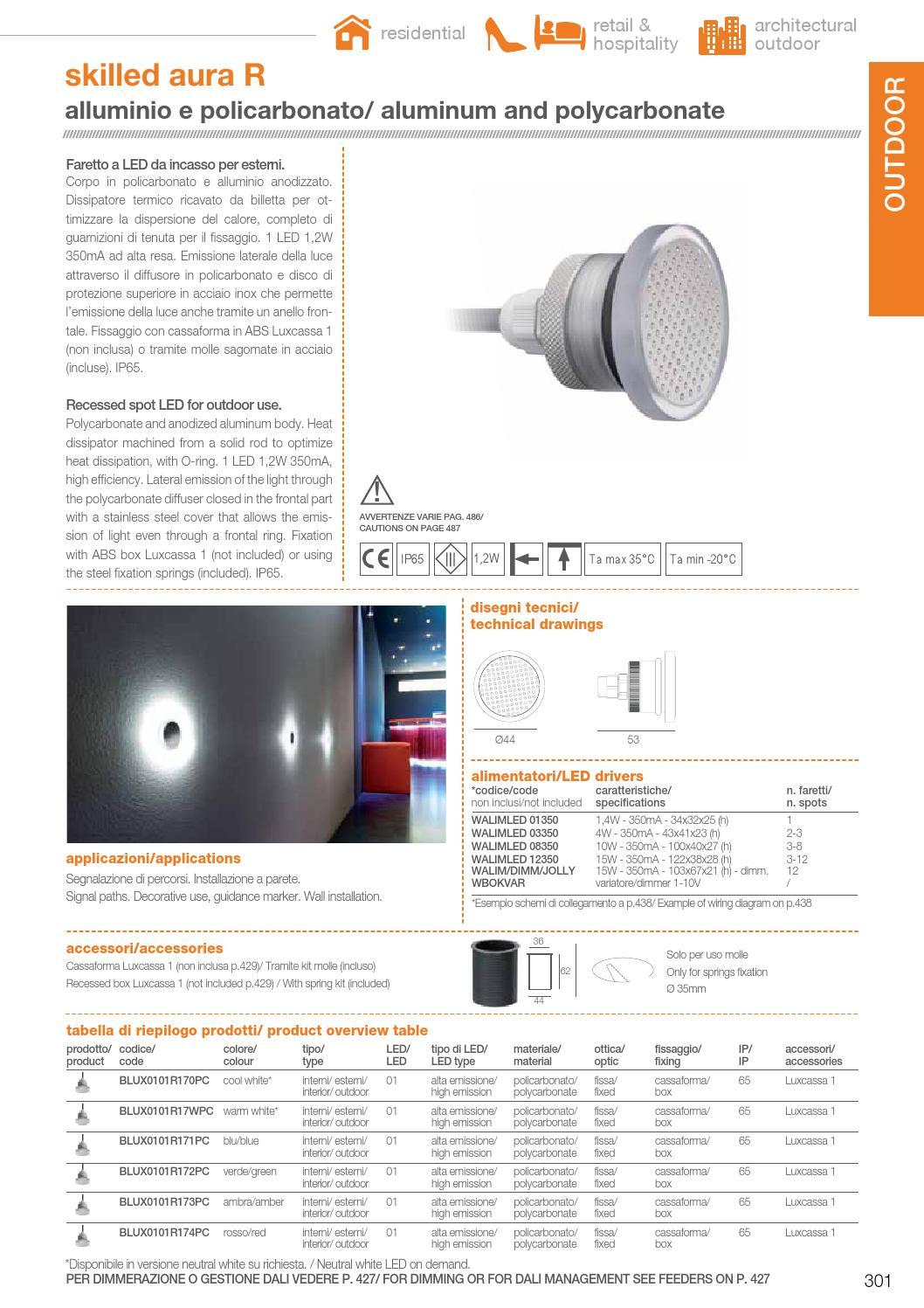Ilti Luce By Philips Manedra Issuu 302 188 Wiring Diagram