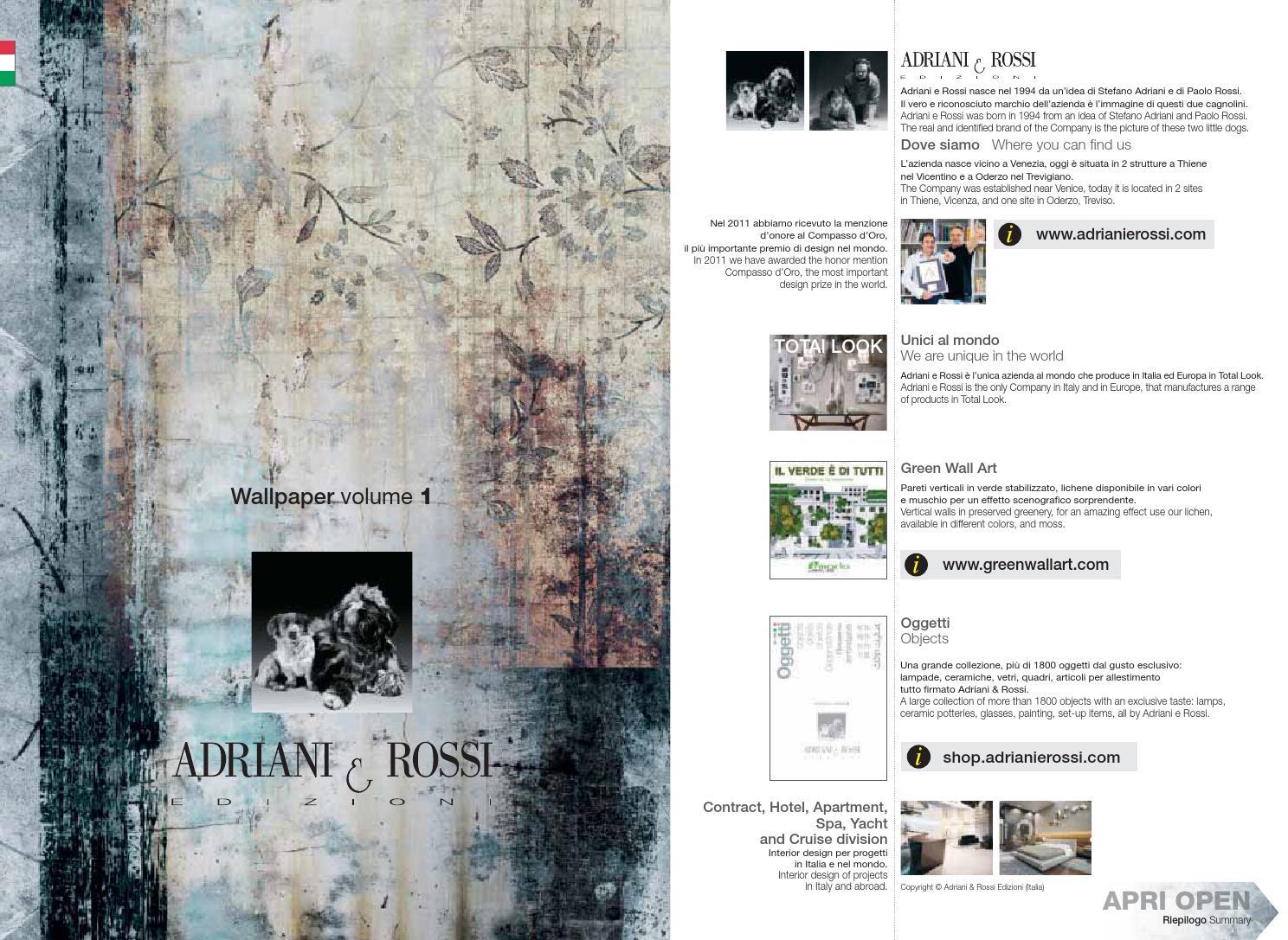 Adriani E Rossi Carta Da Parati adriani rossi duvar kağidieleven interior - issuu