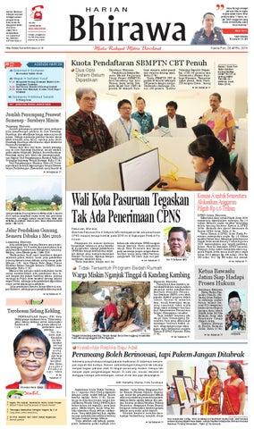Harian Bhirawa Ditunjuk kembali sebagai sarana pengumuman iklan  tender lelang pemerintah di seluruh Jawa Timur berdasarkan SK Gubernur  No.188 343  KPTS 013  ... d2bfea2a03