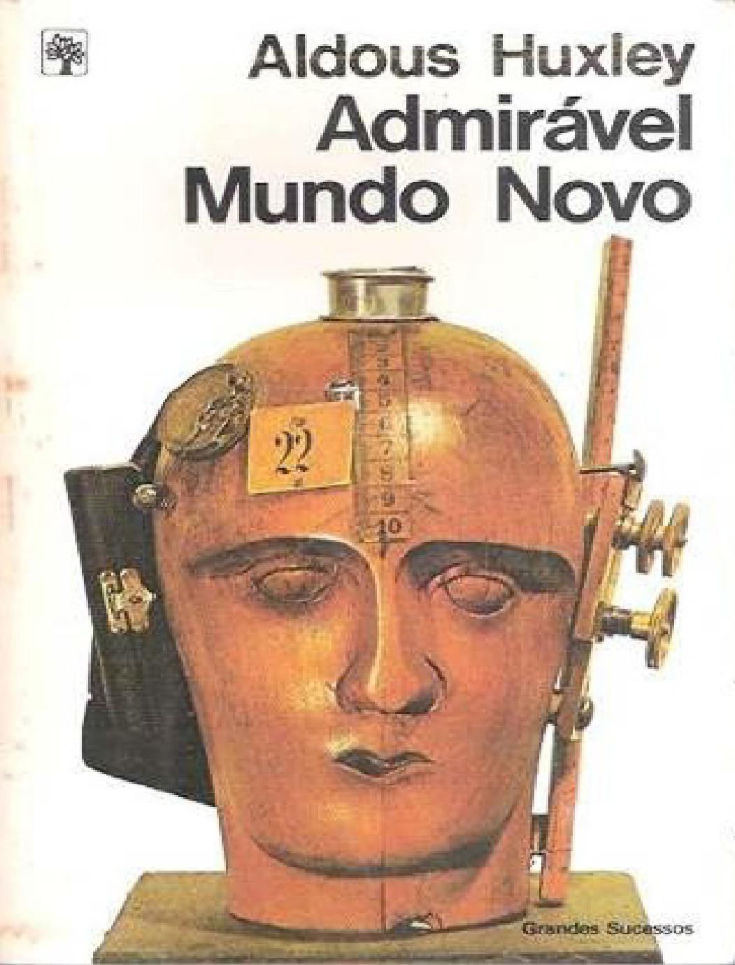 Admiravel Mundo Novo Aldous Huxley By Geovane Riolfi Ferraz Issuu