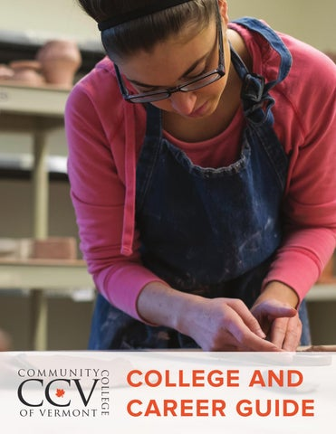 ccv college and career guide 2015 2016 by community college of