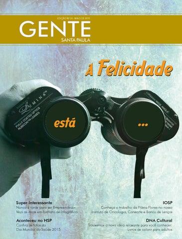 ec225e2cbf Revista Gente Santa Paula - Ed. 24 by Angélica Queiroz - issuu