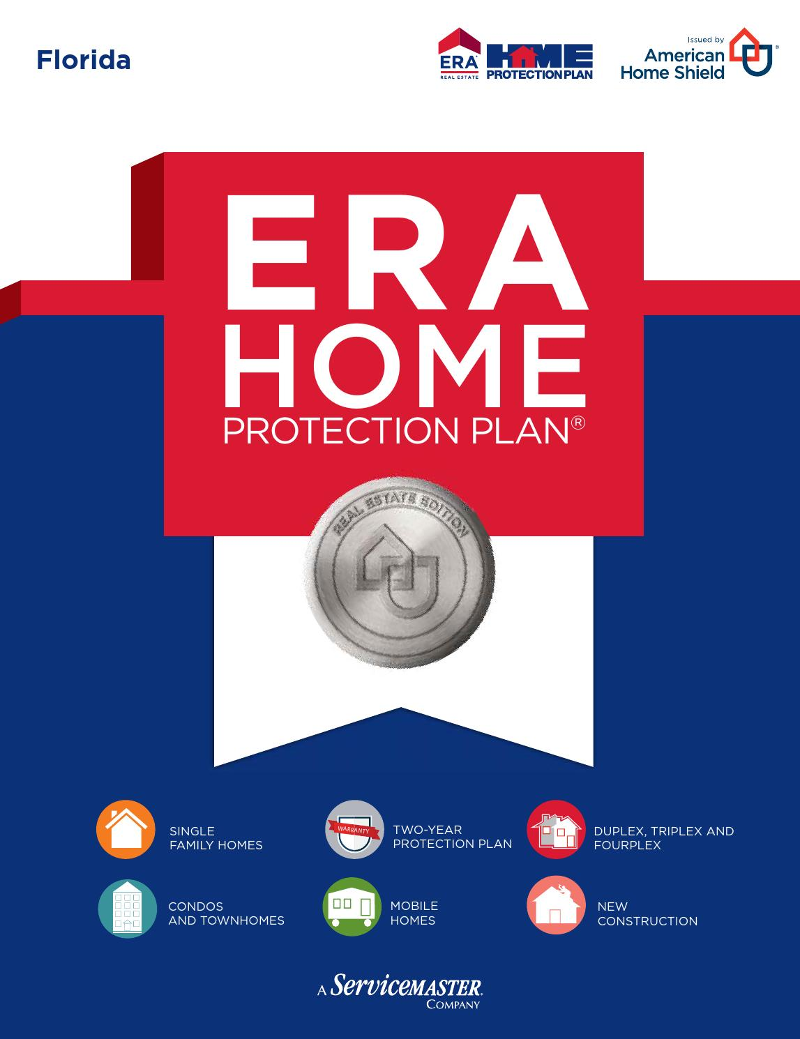 era home protection plan florida by era american real