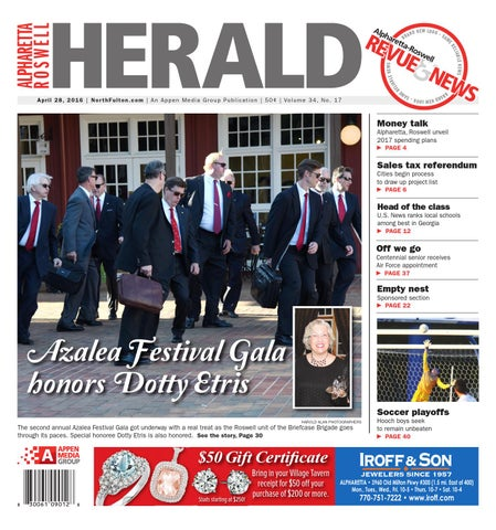 herald april 2016 by neil murray issuualpharetta roswell herald april 28, 2016