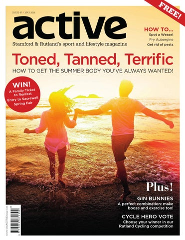 f626e92c4ea Active Magazine    Stamford   Rutland    May 2016 by Active Magazine ...