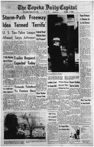 The Topeka Daily Capital June 16, 1966 by CJ Media - issuu