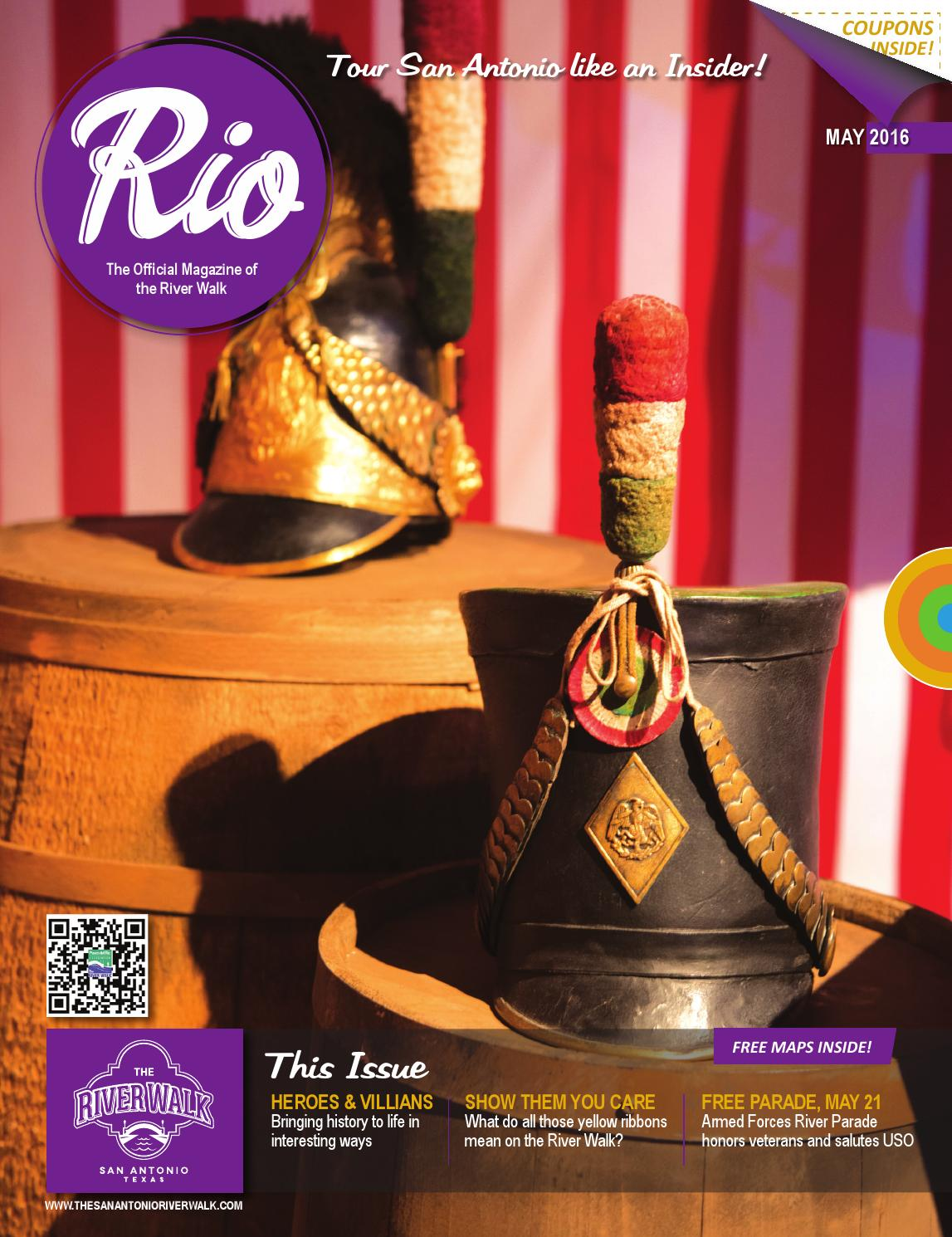 rio magazine may 2016 by traveling blender - issuu