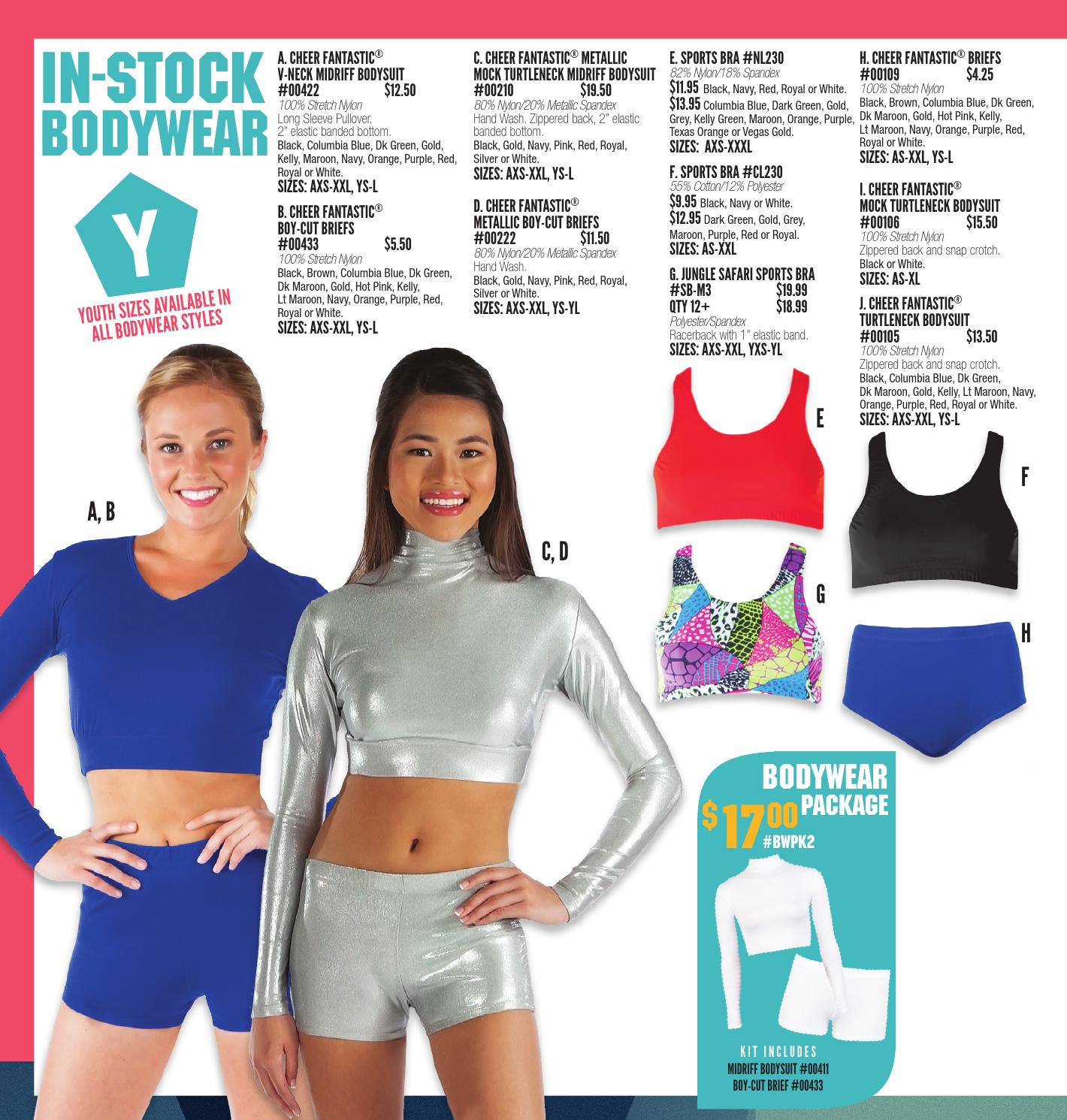 4a51d7d46eb5 Cheer Outfitters 2016 by Cheer Outfitters - issuu