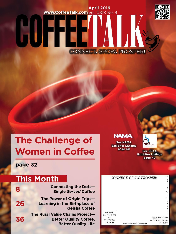 April 2016 By Coffeetalk Magazine Issuu Ucc Coffee Columbia 20 X Gram