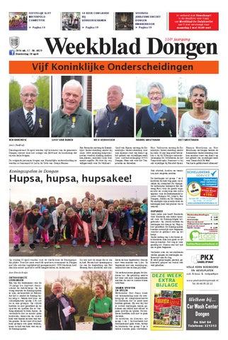 05099962c30 Weekblad Dongen 28-04-2016 by Uitgeverij Em de Jong - issuu