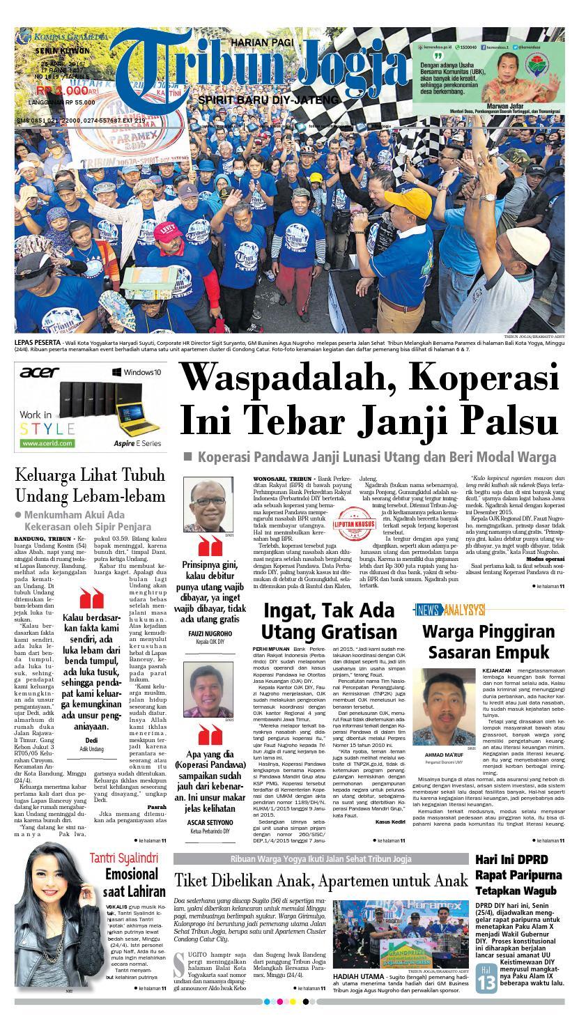 Tribunjogja 25-04-2016 by tribun jogja - issuu 14113a7df8
