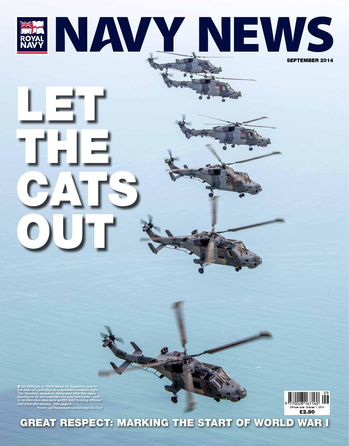 201409 by Navy News - issuu