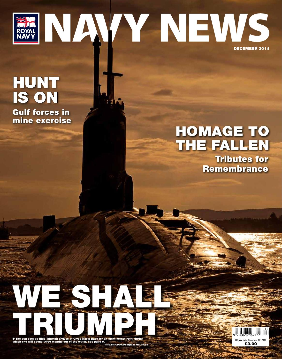 201412 by Navy News - issuu
