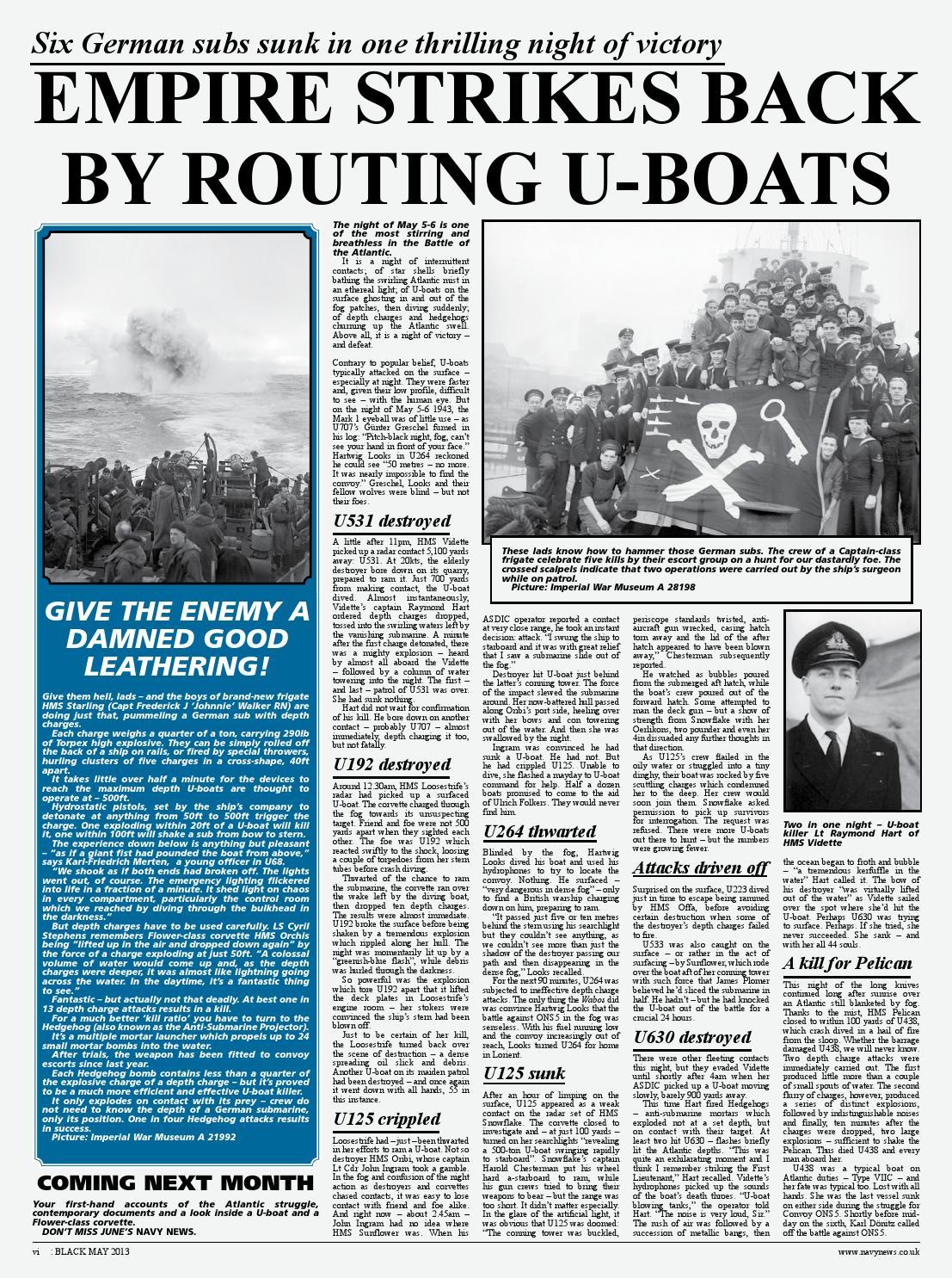 201305 by Navy News - issuu