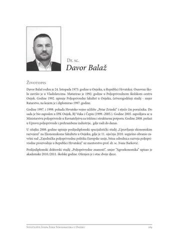 publikacija 36 promocija doktora znanosti by josip juraj