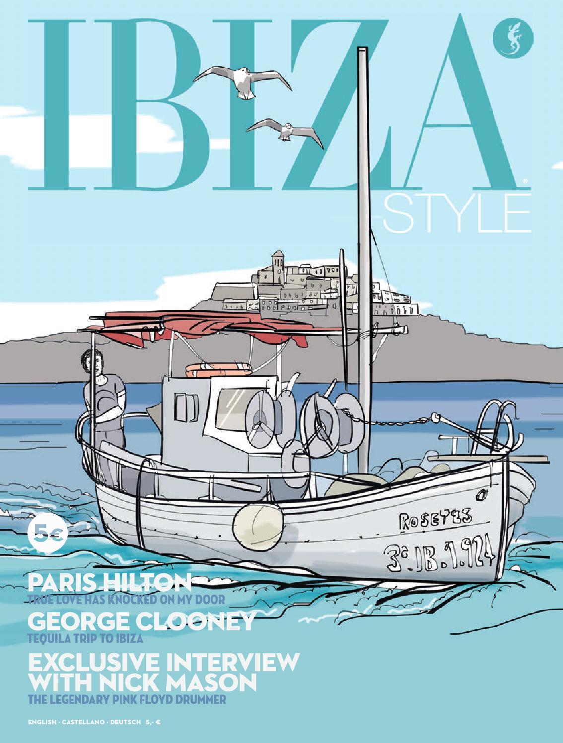Ibiza Style 05 2015 By Ibiza Style Magazine Issuu