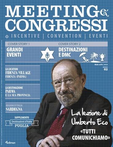 Meeting e Congressi - Mar Apr 2016 by Ediman - issuu 7f16b8a3b0bf