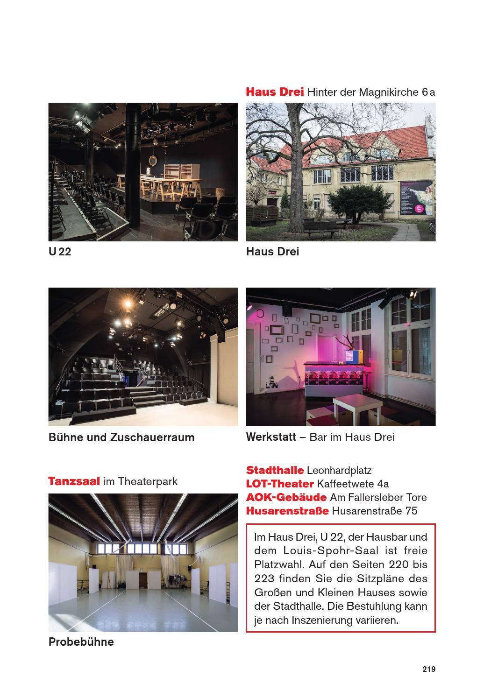 Staatstheater Braunschweig Spielzeit 2016 / 2017 by Staatstheater ...