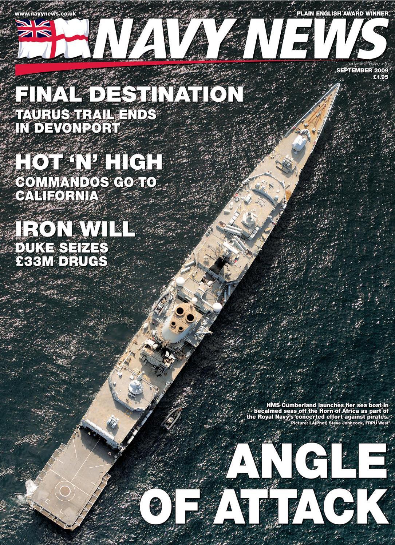 200909 By Navy News Issuu Relay Hbridge Motor Controller Francesco Amirante