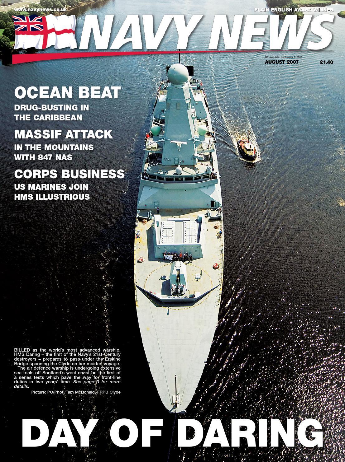 200708 by Navy News - issuu