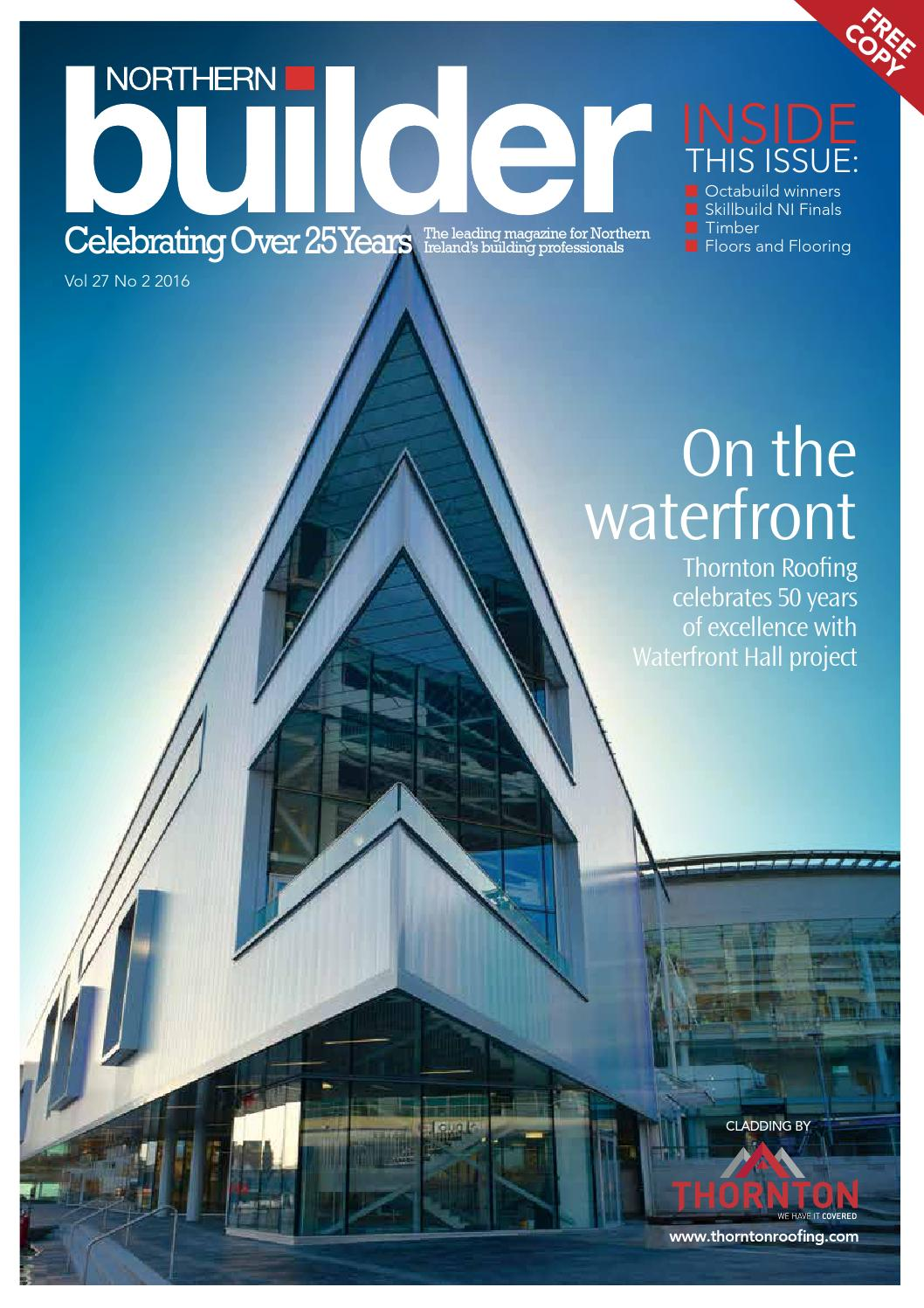 Northern Builder Magazine Issue 27-2 April 2016 by Karen McAvoy ...