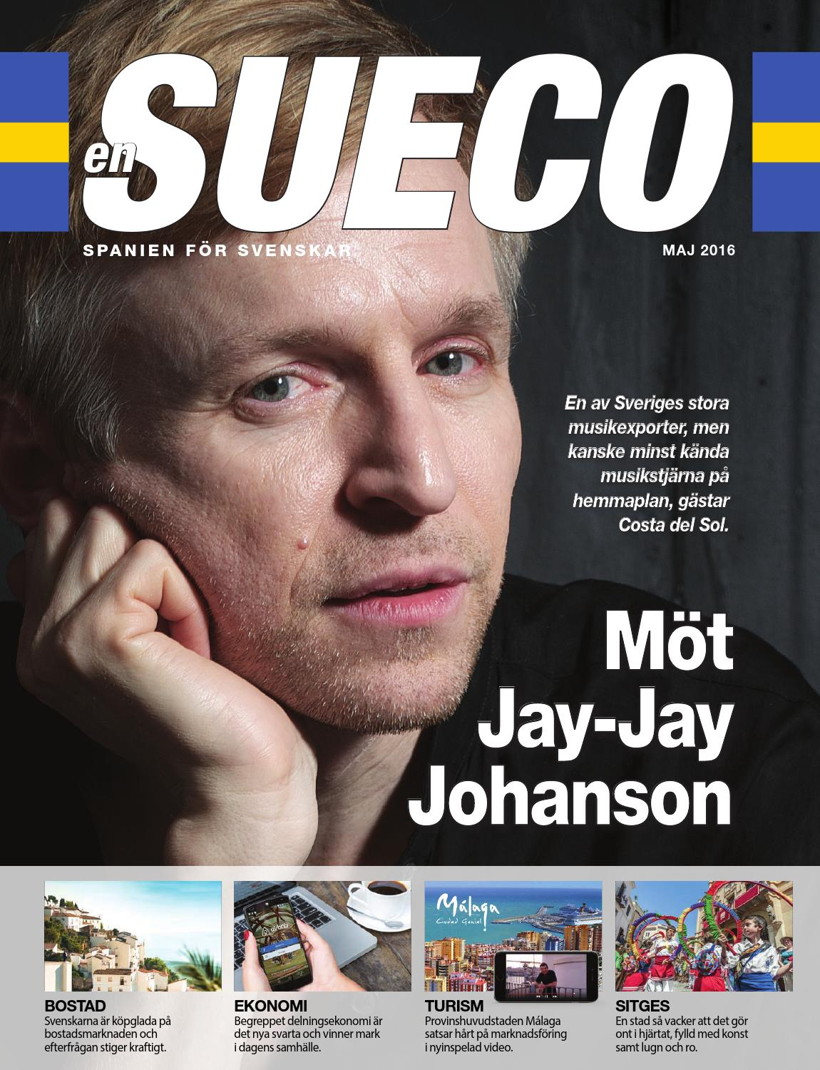En sueco maj 2016 by Norrbom Marketing - issuu e7ab6eb4e449c