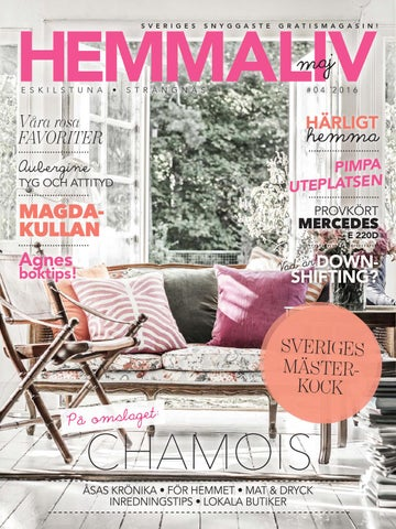 Hemmaliv Nöjesliv maj 2016 by TioMedia - issuu 9165ad6e1a826