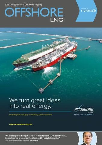 Offshore LNG 2015 by rivieramaritimemedia - issuu