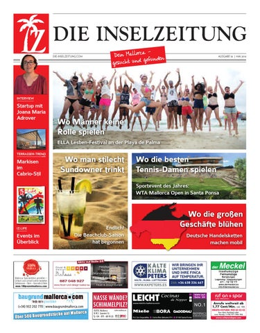 Awesome Die Inselzeitung Mallorca Mai 2016 By Die Inselzeitung Mallorca ... Great Pictures