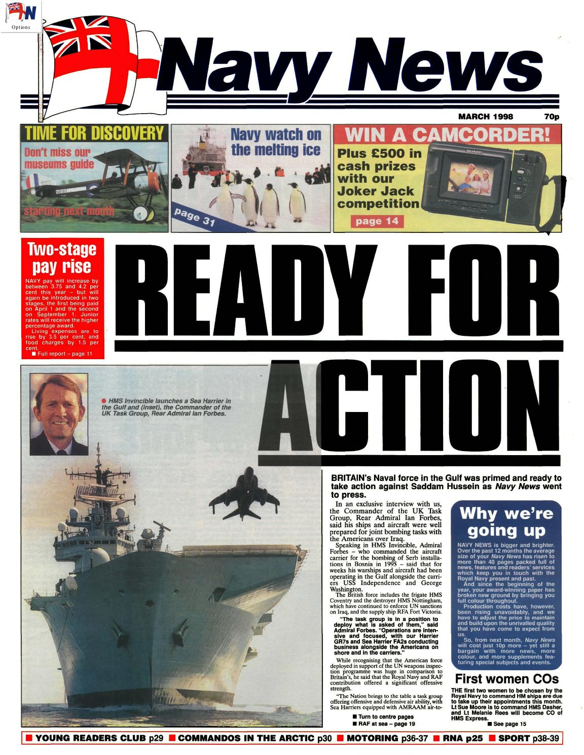 199812 by Navy News - issuu 44abd2ebb37