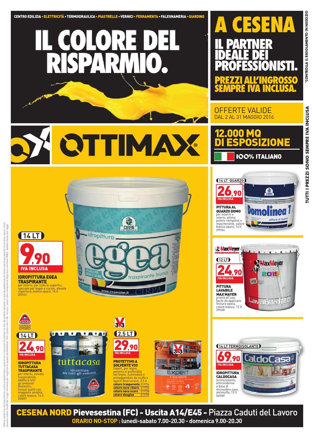 Cesena il colore del risparmio by ottimax issuu for Domo arreda facile cucine