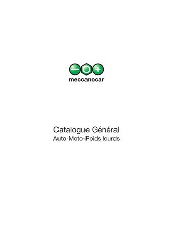 catalogue 2016 by 1 Meccanocarfrance Meccanocarfrance issuu eorBWCxd